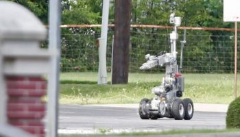 For The First Time Ever, Police Use A Lethal Robot Bomb To Kill A Suspect