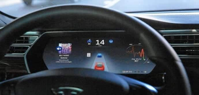 Hackers Trick Tesla S's Autopilot Into Making Obstacles 'Disappear' And Crash