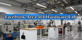 Area 404: Inside Facebook's new secret hardware lab where ideas become reality