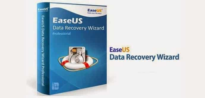 easeus data recovery usb boot