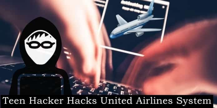 Teen Hacker Hacks United Airlines System, Gets Rewarded One Million Air Miles