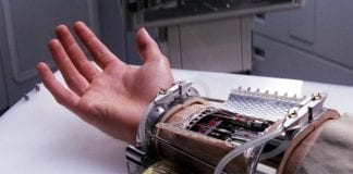 Researchers have made a Luke Skywalker-style based prosthetic arm