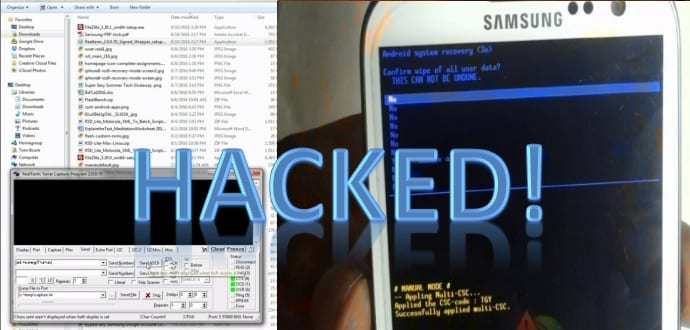 Any Samsung smartphone can be factory reset remotely with this hack