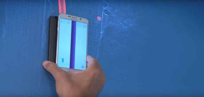 This Walabot DIY allows you to see through walls with smartphone