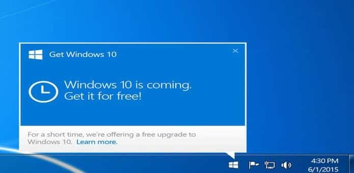 You can still upgrade your PC/laptop to Windows 10 for free using this workaround