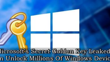 Microsoft's Accidental Leak of Secret Unlocking Keys Made It Easier To Hack Windows Devices