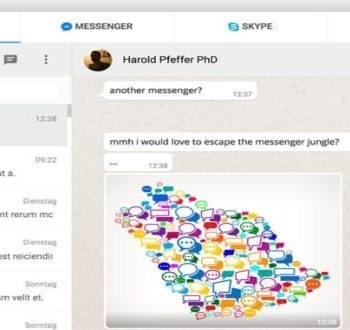 This 'All-in-One' app lets you use FB Messenger, WhatsApp and Skype simultaneously