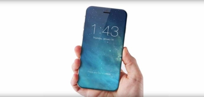 iPhone 7 will be made fully of Glass; to be released in 2017