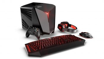Lenovo unveils two compact Windows 10-powered desktop ready for VR gaming