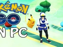 How to Play Pokémon Go On Your PC/Laptop