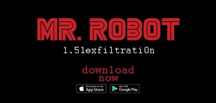 Now you can hack the world with Mr Robot game for Android and iOS