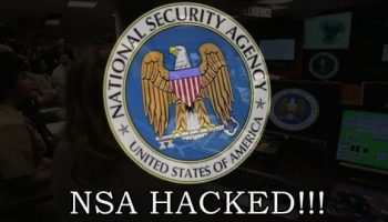 NSA Hacked, Hackers Have Access To Files And NSA's Hacking Tools