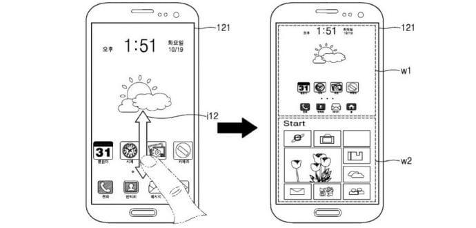 Future Samsung Galaxy Phone To Run Windows And Android simultaneously, Shows New Patent