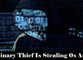 An unknown binary thief is stealing 0s and 1s from Philadelphia suburb