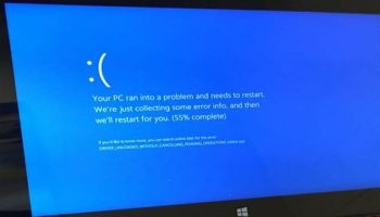Microsoft asked to compensate users for bricked PC while updating to Windows 10