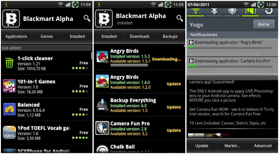 10 best Android Apps which are not available on Google Play Store