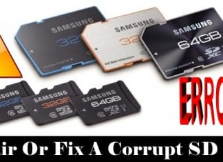 How to Repair/Fix a Corrupt SD Card