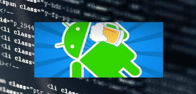 This developer hacked an Android App to get a free beer
