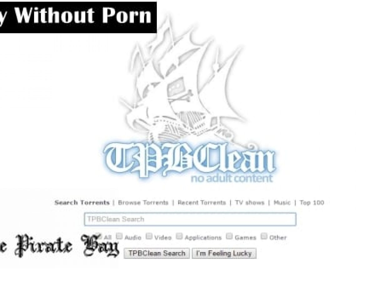 2016 Xxx Porno Torrent tpbclean: the pirate bay torrent site without the porn