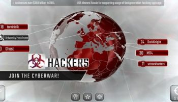Hackers : The multiplayer darknet cyberwarfare simulator now available for Android and iOS