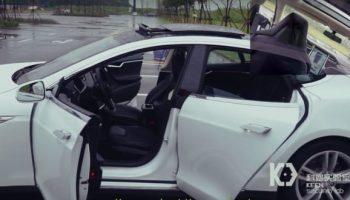 Hackers Pwn A Tesla Model S From 12 Miles Away