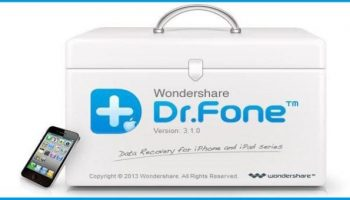 Wondershare's Dr. Fone recovers iPhone files that are accidentally deleted