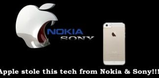 Apple stole this tech from Nokia and Sony, Court asks to pay $3 million in losses