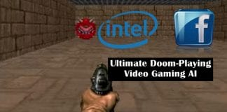 Facebook & Intel built a Doom-playing AI that dominated the video game competition