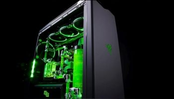 R1 Razer Edition, The Ultimate Liquid-Cooled Gaming PC By Razer And Maingear