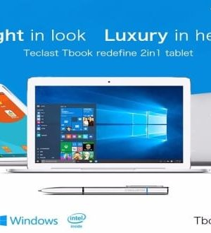 Teclast Tbook 16 Pro, the best in class Windows 10 + Android tablet