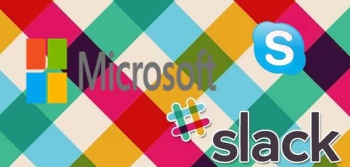Microsoft is allegedly creating a Slack competitor with the help of Skype