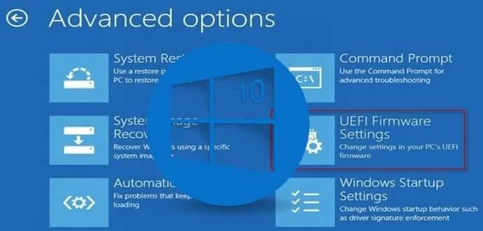advanced options windows 10 Bire1andwapcom