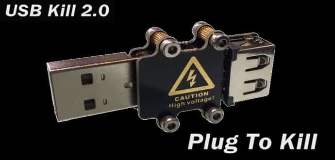 USB Kill 2.0 On Sale, Destroys Any Device Which It Is Plugged Into!!!