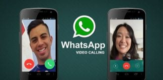 Android beta users can now access WhatsApp video calling feature