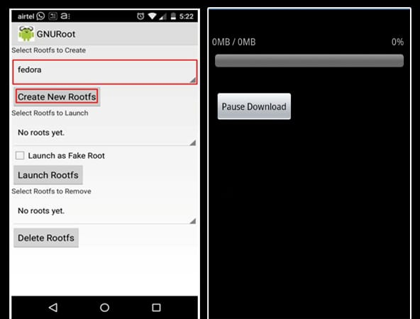 How to Install Linux On Android Phone Without Rooting