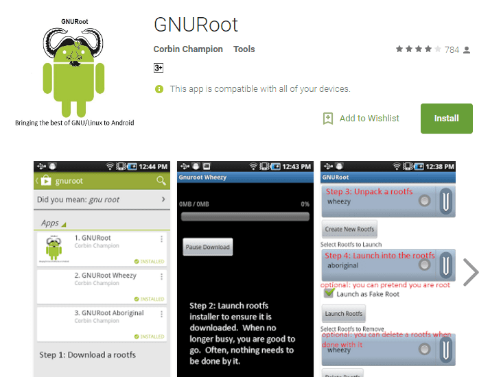 How to Install Linux On Android Phone Without Rooting » TechWorm