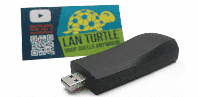 New $50 device called Hak5 Lan Turtle can unlock any password protected computer (Windows XP/7/10, Mac OS X El Capitan/Mavericks)