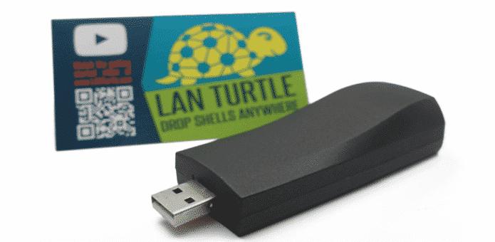 New $50 device called Hak5 Lan Turtle can unlock any password protected computer (Windows XP/7/10, Mac OS X El Capitan/Mavericks)