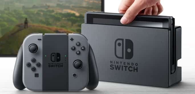Switch: Nintendo's next gaming console