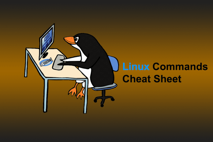 Download This Cheat Sheet To Learn Basic Linux Commands
