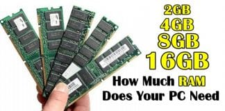 How much RAM does your PC actually need?