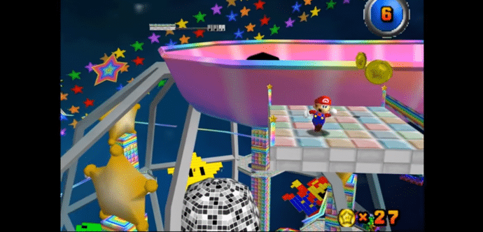 Super Mario 64 hack reinvents the game and adds 130 new stars to collect