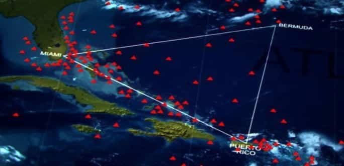 Mystery behind Bermuda Triangle's vanishing planes & ships finally solved !!!