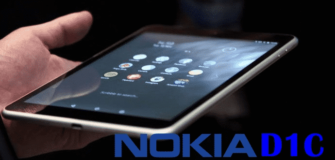 Surprise, Nokia D1C is not Android Smartphone but a tablet with 13.8-inch display
