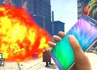 Samsung got YouTube to remove GTA 5 mod video that replaced bombs with Galaxy Note 7