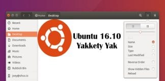 Ubuntu 16.10 Yakkety Yak And Ubuntu 16.10 Server launched Together, Download Now!!!