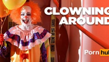 Clown movies search skyrockets on Pornhub after the creepy clown sightings in United States
