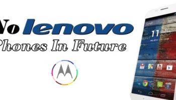 There will be no Lenovo phones in future, Here's why