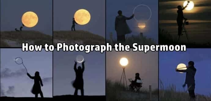 How to Photograph the Supermoon, Best Tips From NASA Photographer