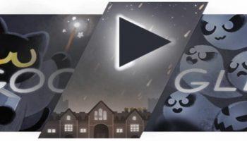 """Google's 2016 Halloween """"game doodle"""" is here!"""